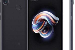 Xiaomi Redmi Note 5 black