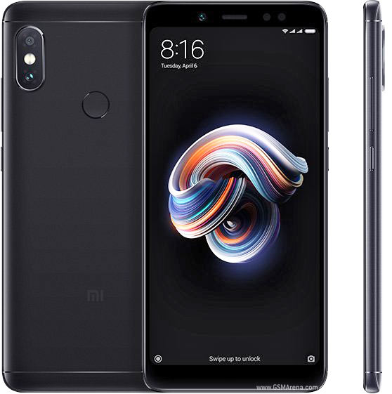 Xiaomi Redmi Note 5 black