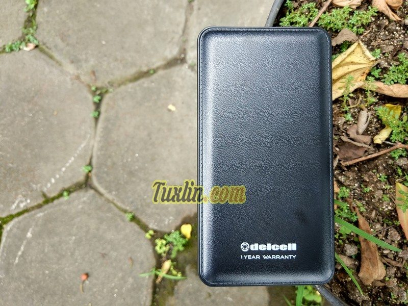 Review Delcell Fit 12000mAh