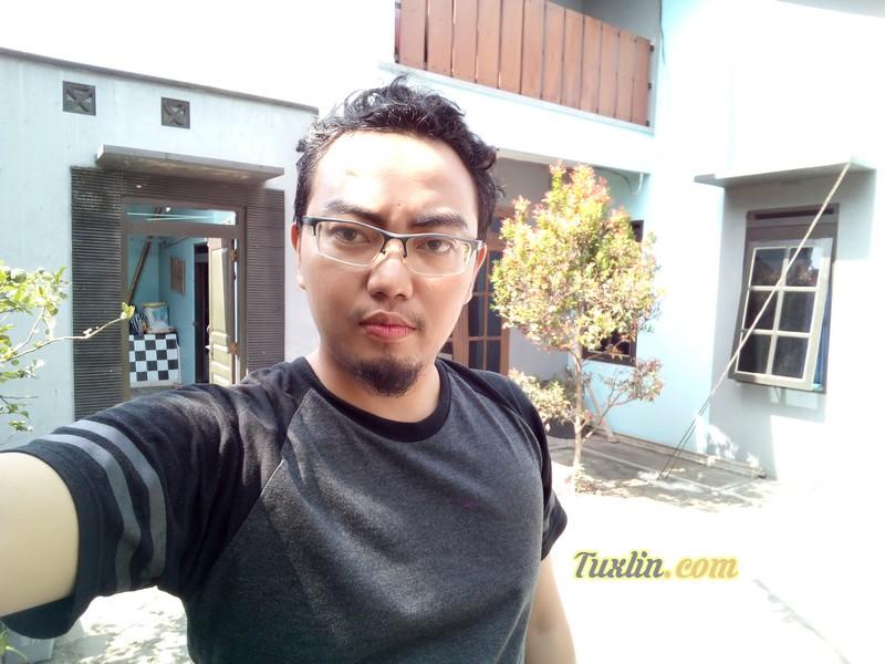 Sampel Hasil Foto Selfie Meizu M6